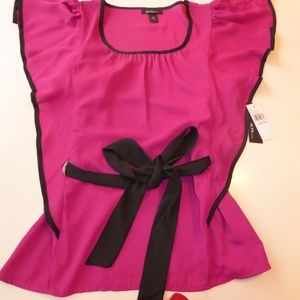 Alyx petite medium fuschia top